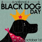 National Black Dog Day